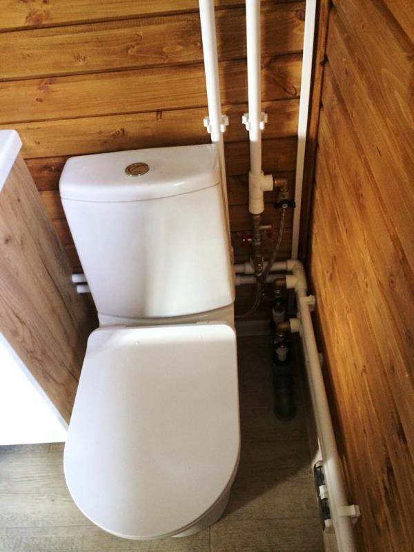 Монтаж водоснабжения на даче