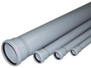 Трубы 110 мм для внутренней канализации канализация на даче Сансейтехник