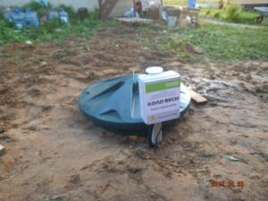 Монтаж закончен канализация Компания Сансейтехник