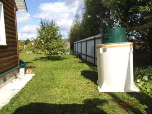 Станция Коло Веси отлично справится с утилизацией сточных вод Сансейтехник