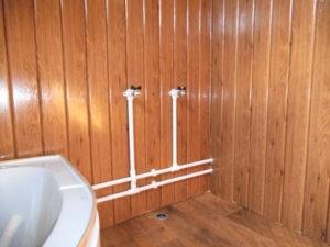 Водоподготовка для душ. кабины Сансейтехник