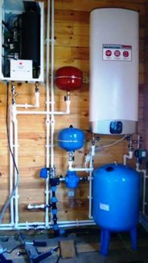 Оборудование для водоснабжения и отопления