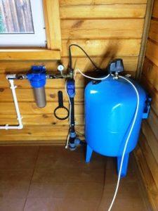 Ввод водоснабжения