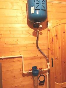 Гидроаккумулятор подвесной